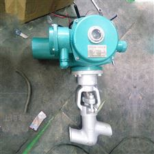 J961Y-16C-DN100电动焊接高温型截止阀