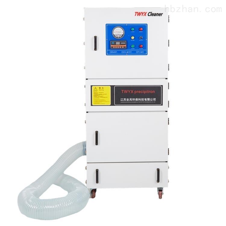 昆山机械厂用大型吸尘器打磨配套集尘器