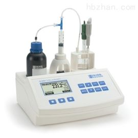 哈纳HI84531可滴定碱度-pH/mV测定仪