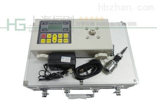 自动峰值测零件破坏力高精度数字扭力测试仪