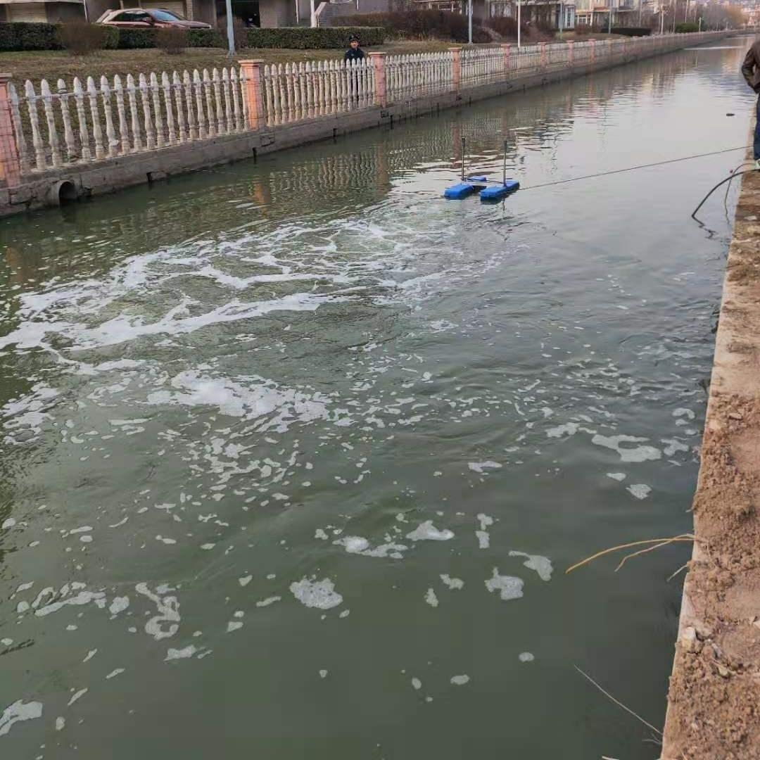 潜水式推流曝气机
