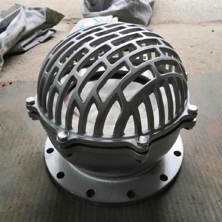 H42X不锈钢立式底阀