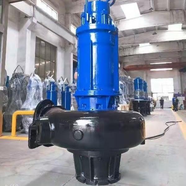 大流量潜水轴流泵