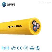 收缆机、拖令系统专用卷筒电缆