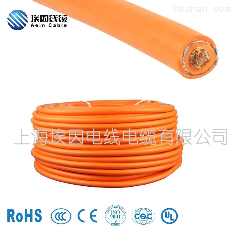 户外起重机高强度卷装电缆4G70