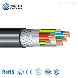 Li2YStCH高串扰衰减屏蔽变频电缆Li2Y(St)CH-JB