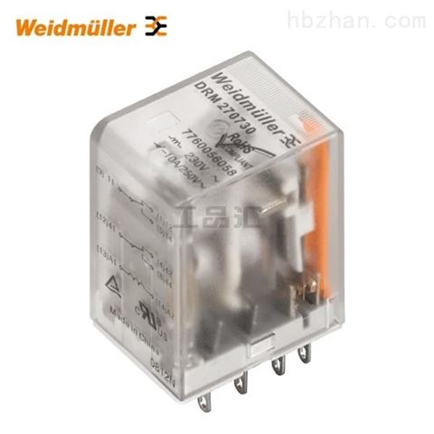 魏德米勒继电器RCMKITP-I 24VDC 2CO -PT