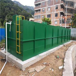 HR-SH百色市社区废水处理装置