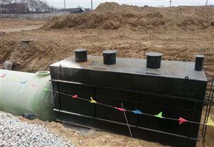 HR-SH湖北美丽山区污水处理设备