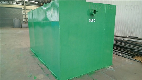 柳州市小区$r$n废水处理装置