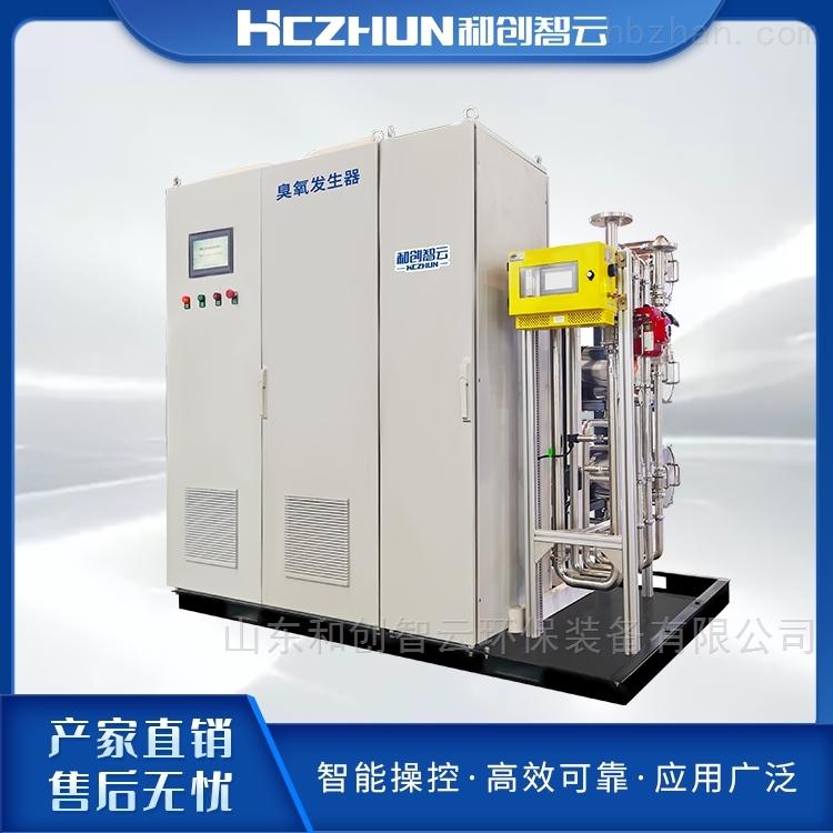 农村饮用水臭氧发生器处理设备