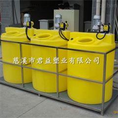 洗洁精搅拌桶自动加药装置
