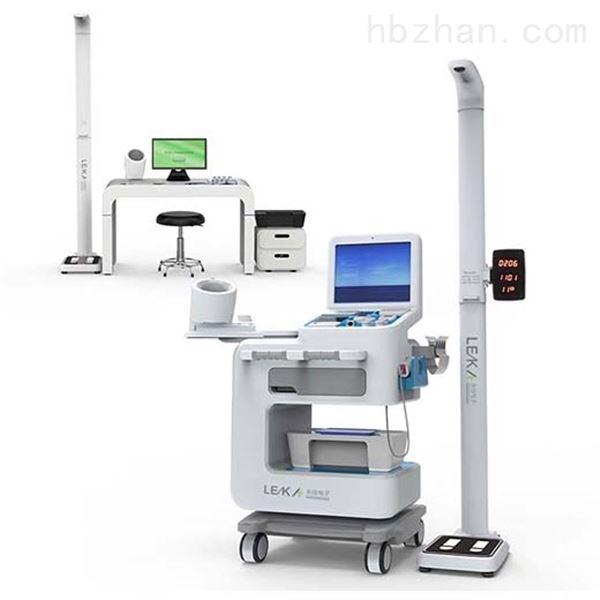 乐佳利康多参数健康检测一体机