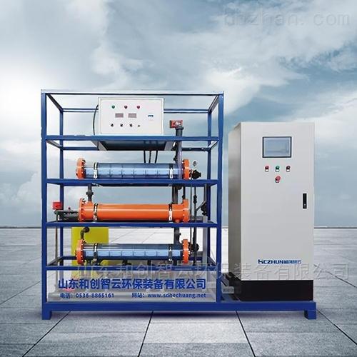 四川电解盐次氯酸钠发生器
