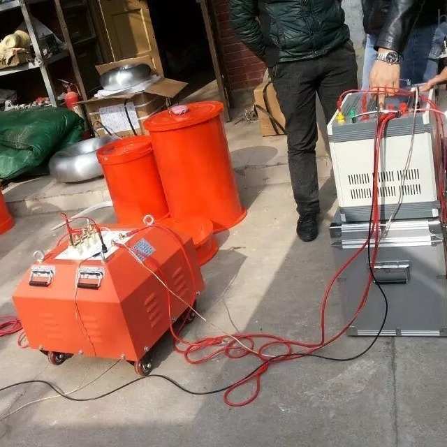 135KA变频串联谐振耐压试验装置