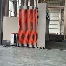 现场设计苏州做移动式伸缩喷漆房厂家