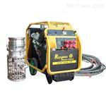 6寸液压动力排涝泵站 移动泵站