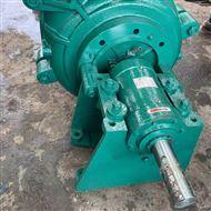 ZBD150-100-400R型石英砂选矿用耐磨橡胶内衬渣浆泵