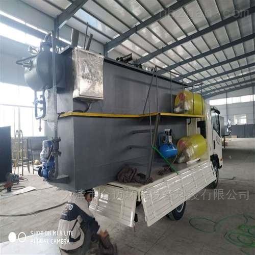30吨新农村污水一体化处理设备