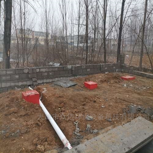 乡镇医疗污水一体化污水处理技术