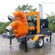 移动式防洪排涝排水泵车