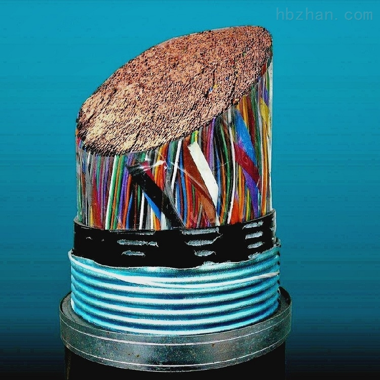 通信电缆HYAT5*2*0.45对/10对/20对电缆