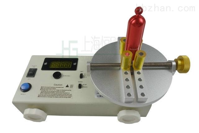 测药瓶瓶盖/塞旋紧力密封性20N.m扭力测试仪
