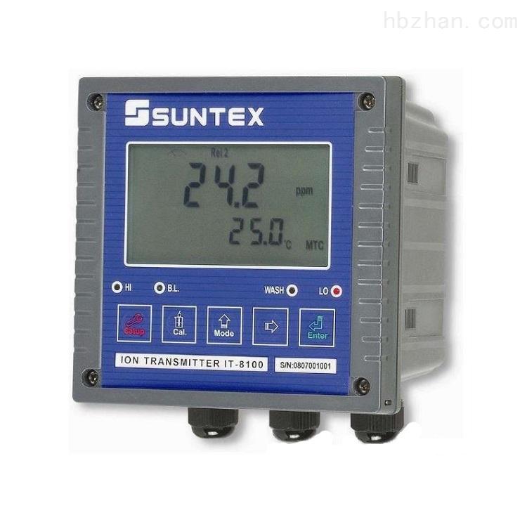 在线氟离子计SUNTEX IT-8100