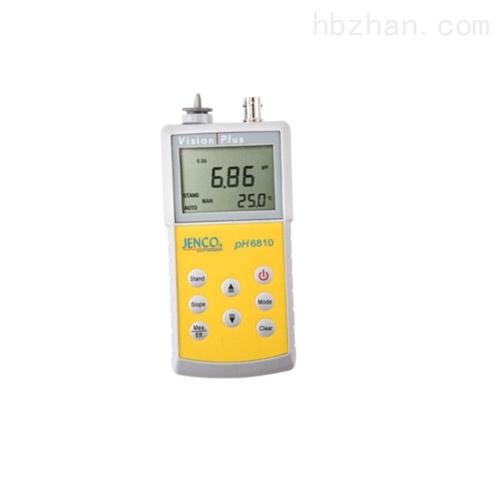 便携式PH/ORP测试仪6810