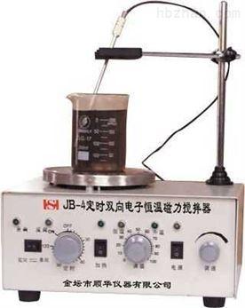 定时双向电子恒温磁力搅拌器