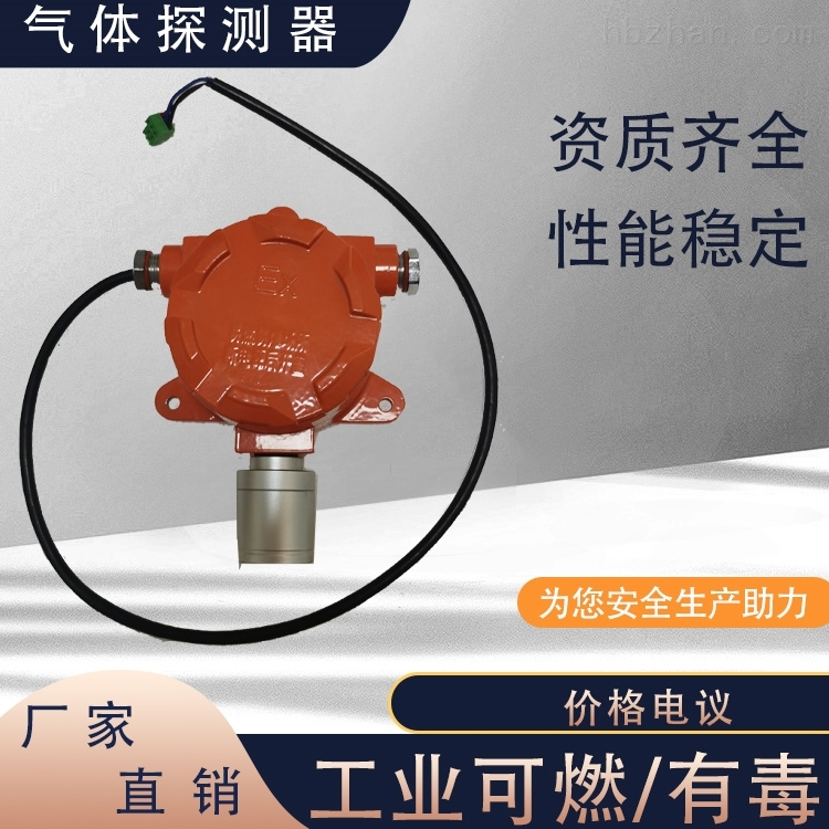 甲醇气体泄漏报警器
