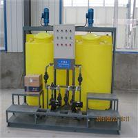 HCJY全自动PAC加药装置-水厂用自动溶药设备