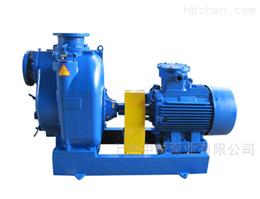 SP-8无堵塞自吸式排污泵