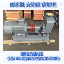 ZW80-40-15-4ZW/ZWP污水自吸泵/自吸排污泵
