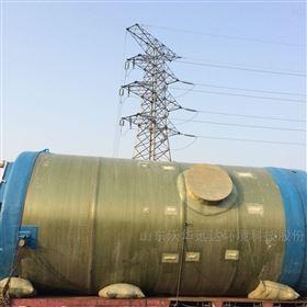 玻璃钢地埋式污水提升器