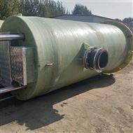 雨水提升泵站一体化设备