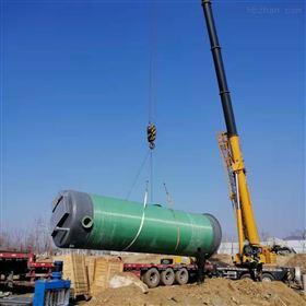 预制污水提升一体化装置