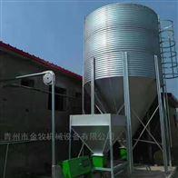 养殖料塔对猪舍的作用