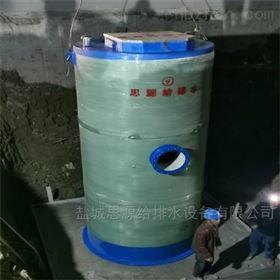DN3500*5500污水提升一体化泵站