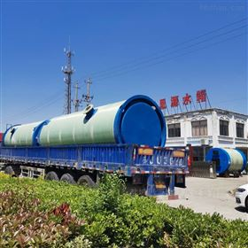 河南新乡一体化预制泵站生产厂家