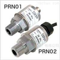 日本minebea高耐久性压力表PRN01/PRN02系列