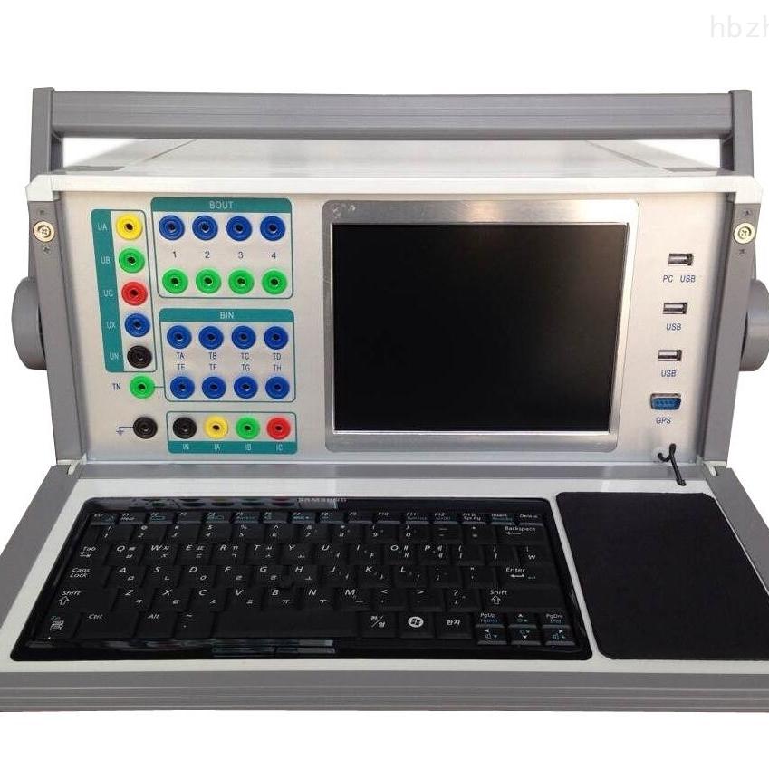六相微机继电保护综合测试仪