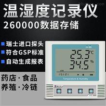 COS-03建大仁科温湿度记录仪工业用药店实验