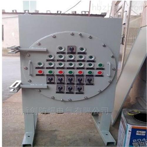 钢板焊接防爆动力配电柜