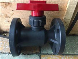 Q41F-10SRPP塑料球阀