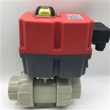 Q961F-10SPPH电动活接球阀