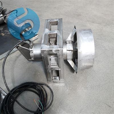 QJB1.5/8-400/3-740石灰投加池潜水搅拌机
