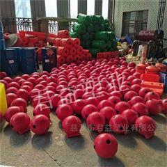 30*30 海洋塑料空心浮球