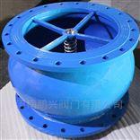 HC41X铸钢节能消声止回阀