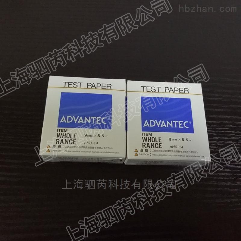 ADVANTEC东洋WR试纸9mmx5.5m卷装